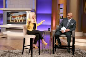 """Hot Bench on Twitter: """"Judge Patricia DiMango returns to chat with  @IAmSteveHarvey today! Check your local listings!… """""""