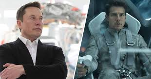 Tom Cruise Planning Outer Space Action Movie With Elon Musk's ...