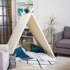 Easy To Sew Kids Indoor Tent Sustain My Craft Habit