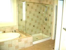small master bathroom ideas shower only
