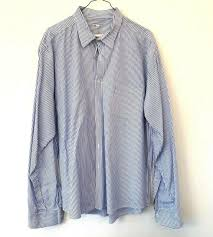 clic collegiate blue chambray shirt