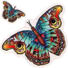 Flutterbye Butterfly Window Sticker Decal Peace Resource Project