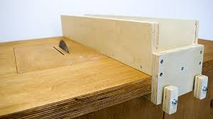How To Make A Table Saw Fence And Router Table Fence For Homemade Workbench Free Plan Creativity Hero