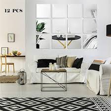 seanpem mirror wall stickers decoration