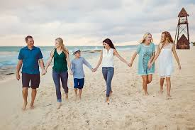 what to wear beach family sessions