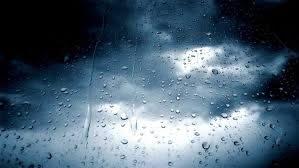 beautiful rain background 1600x900