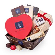 leonidas romantic chocolates gift