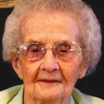 Alma Johnson Withrow Obituary - Visitation & Funeral Information