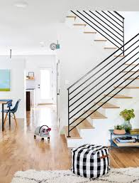 25 Stair Railing Ideas To Elevate Your Home S Style Better Homes Gardens