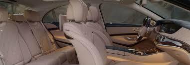 nappa leather luxury interior