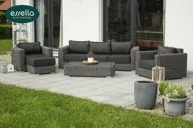 rattan lounge seating group monaco 5