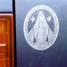 Catholicar Catholic Decals For Cars And More