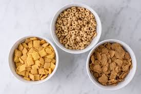 major name brand grown up cereals that