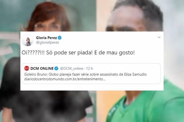 """Resultado de imagem para gloria perez goleiro bruno"""""""