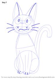 Today I Will Show You How To Draw Jiji From Kiki S Vozeli Com