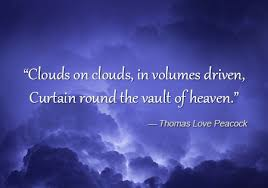 irrevocably enchanting quotes about the beauty of clouds