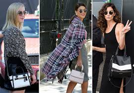 76 bags and the celebrities who carried