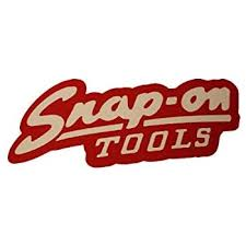 Snap On Decal Free Shipping Tool Box Decal Vinyl Snap On Logo Window Decal Transportation Automobilia Collectibles