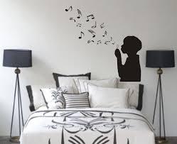Looks Fun Music Themed Bedroom Music Wall Decal Music Bedroom