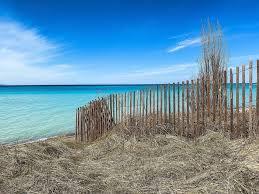 Beach Dune Fence Free Photo On Pixabay
