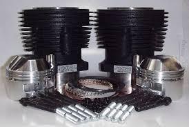 pan head cylinder kits