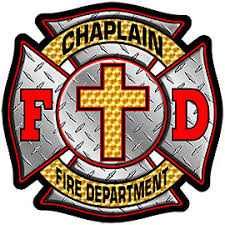 Firefighter Chaplain Decals