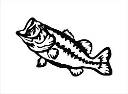 Largemouth Bass Vinyl Decal Largemouth Bass Sticker Bass Fishing Decal Bass Master Decal Largemouth Decal Largemouth Sticker Bass Fish