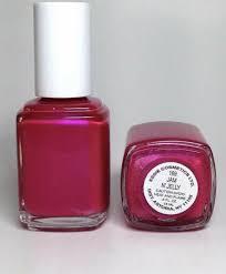essie nail polish reds jam n jelly 169