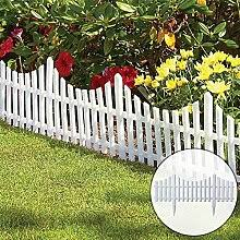 White Picket Fence Garden Border Shop Online And Save Up To 42 Uk Lionshome