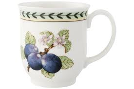 villeroy boch french garden mug