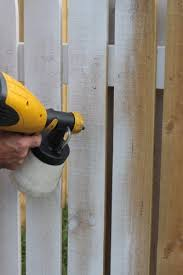 5 Best Fence Sprayers Ideal For Fences Decking 2020