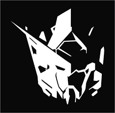 Gundam Anime Vinyl Die Cut Decal Sticker Texas Die Cuts