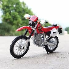 maisto honda xr400r motorbike race cars