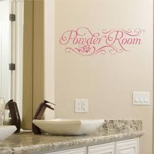 Powder Room Wall Quotes Decal Wallquotes Com