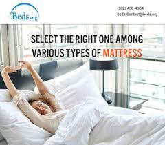 various types of mattress beds