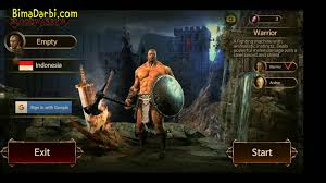game android hd bloodwarrior mod