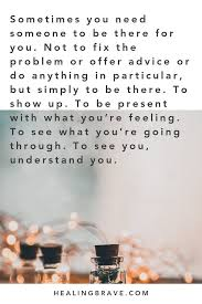friendship quotes for your person healing brave
