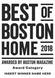 Best Of Boston Home Window Cling Boston Magazine Newskeepsake