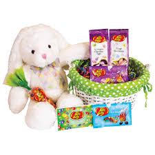 bunny needs an easter gift basket