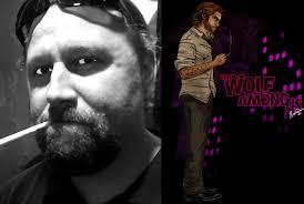 Adam Harrington (Bigby Wolf, Wolf Among Us) – IGN Comic Con Oman