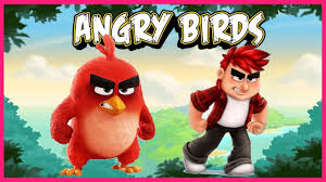 Angry Birds HUMAN Version 📷 Video