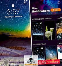 7 beste live wallpaper apps voor de iphone