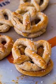 30 minute homemade soft pretzels