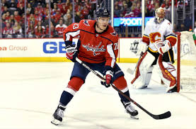 Will the Capitals Move on from Dmitrij Jaskin?