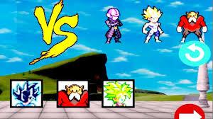 Super Saiyan Dragon Goku Fighter 1 vs 3 # 3 - Android Gameplay HD