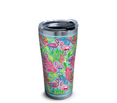 Bright Flamingo Pattern Tervis