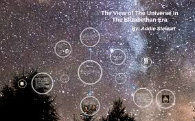 The Elizabethan view of the universe by Addie Stewart