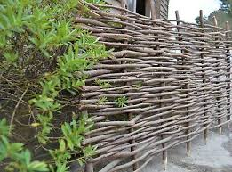 Bamboo Cane Framed Garden Fence Panel 6ft X 3ft Screening Fencing Wooden Wood 49 99 Picclick Uk