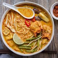 Curry Laksa Ramen
