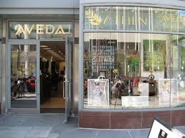 athena salon day spa aveda near
